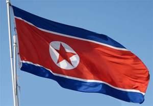Image result for North Koreaflag
