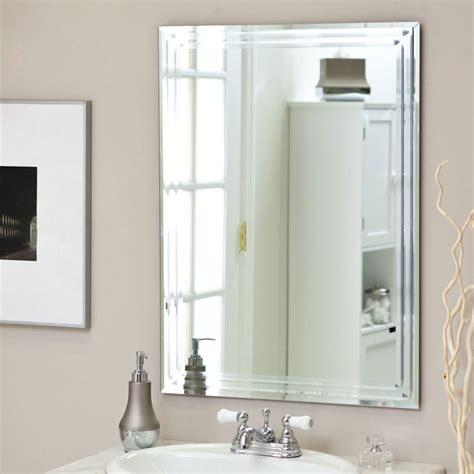 Bathroom Mirrors Design Ideas  Decoration Designs Guide