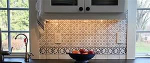 carrelage mural en terre cuite de cuisine motif With carrelage sol motif