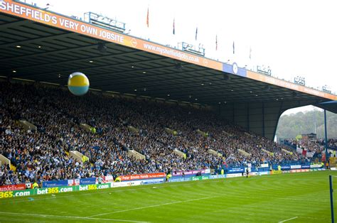 The North Stand at Sheffield Wednesday's Hillsborough ...
