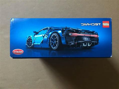 This exclusive model has been developed in partnership with bugatti automobiles s.a.s to capture the essence of the quintessential super sports vehicle, resulting in a stunning supercar replica as well as a hot toy for collectible toy car enthusiasts. LEGO Technic Bugatti Chiron 42083 SEALED ***READ DESCRIPTION