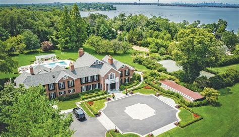 colonial home plans 18 million brick colonial mansion in point ny