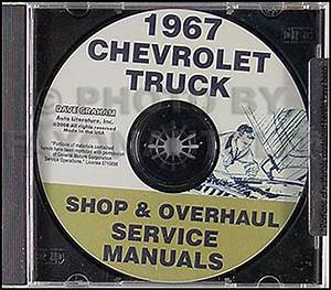 1967 Chevrolet Truck Owner U0026 39 S Manual Reprint Pickup