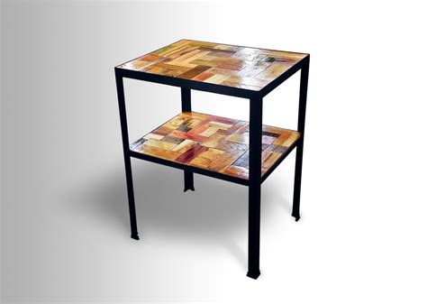 Tall Console Table For Printer / Coffee Machine