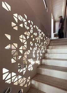 Décoration Orientale Moderne : d co cage escalier 50 int rieurs modernes et contemporains ~ Teatrodelosmanantiales.com Idées de Décoration