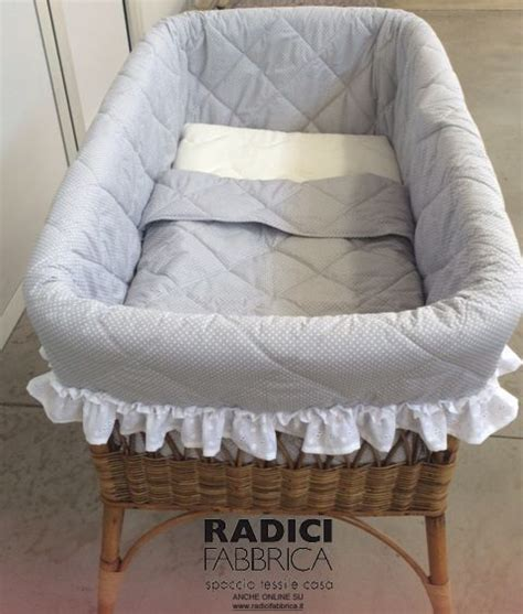 Rivestimenti Culle Di Vimini by Rivestimento Vimini 2 Alice S Room Sewing Baby