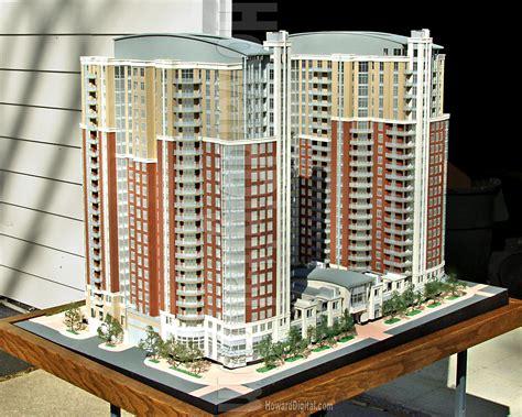 Architectural Scale Model - Reston VA Real Estate - Architectural Model - Howard Architectural ...