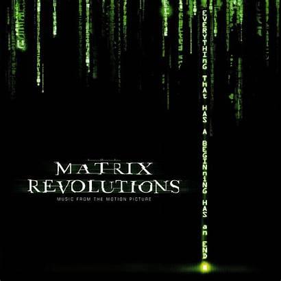 Matrix Revolutions Soundtrack Album Score Reloaded 2003