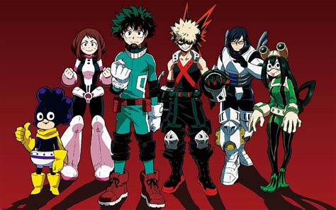 If you're looking for the best my hero academia wallpapers then wallpapertag is the place to be. My Hero Academia HD Wallpapers - Wallpaper Cave