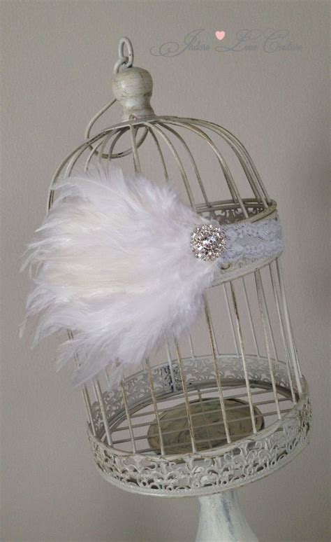 Zadie+Claire+Feathers+and+Lace+White+Great+by
