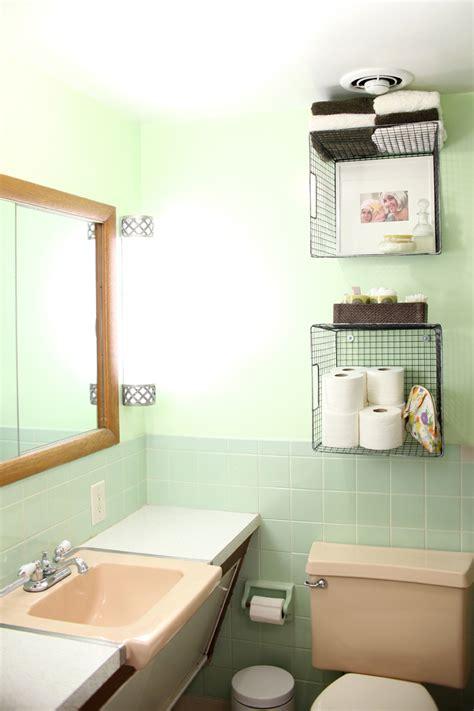30+ Diy Storage Ideas To Organize Your Bathroom  Cute Diy