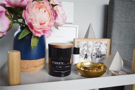 What To Put In A Nightstand by Bedside Styling L How To Style Your Bedside Table