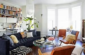 Petit Salon Cosy : salon cocooning 10 id es pour cr er un salon cosy et chaleureux ~ Melissatoandfro.com Idées de Décoration