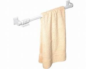 Handtuchhalter Für Flachheizkörper : handtuchhalter 54 cm weiss kaufen bei ~ Frokenaadalensverden.com Haus und Dekorationen