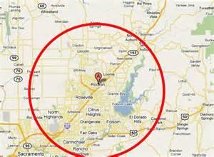Google Maps Rocklin CA