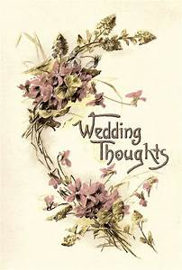 Free Vintage Wedding Clipart - The Cliparts