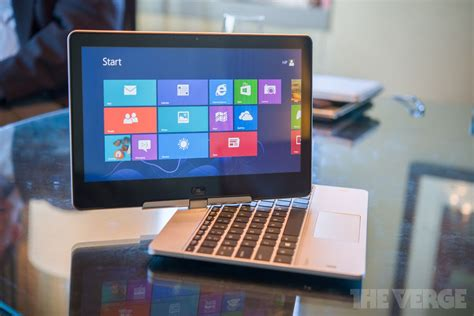 hp elitebook revolve refreshes  traditional convertible tablet arrives  march  verge