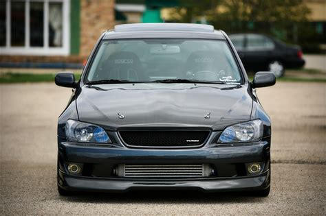 New Cars Update: Lexus Is300 Turbo View