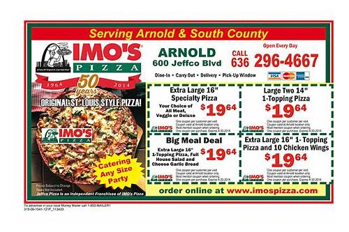 imos coupons