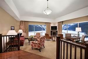 Fairmont Chateau Lake Louise Majestically Located