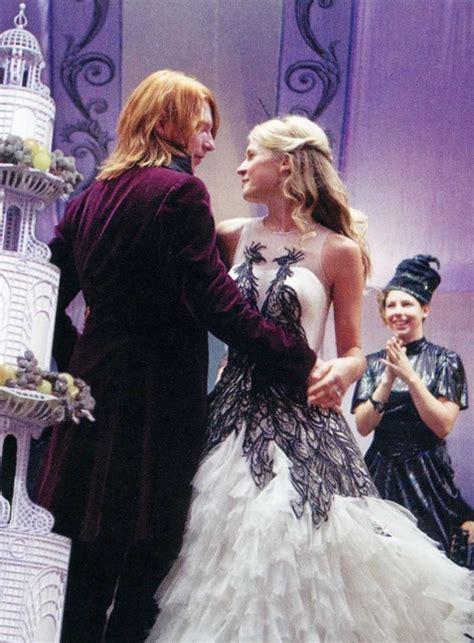 Ginny Weasley Wedding Dress