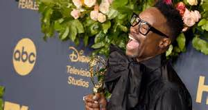 Billy Porter Celebrates History Making Win Disney