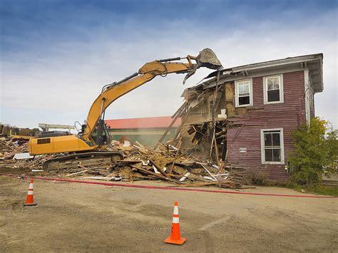 tearing   house  alternatives