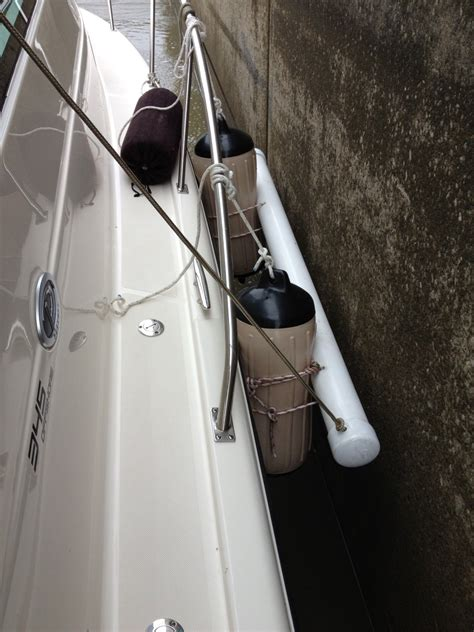 Nautique Boat Fenders by A Fender Board Boating Tales
