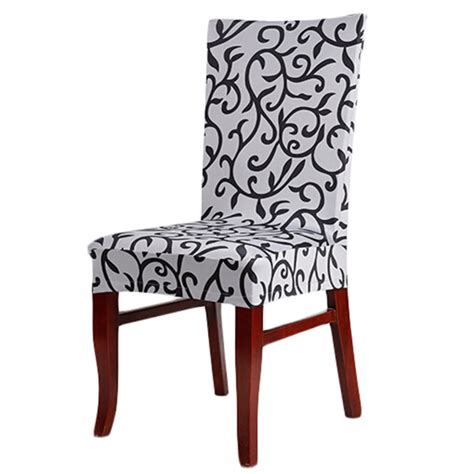 1 11 colors polyester spandex dining chair covers