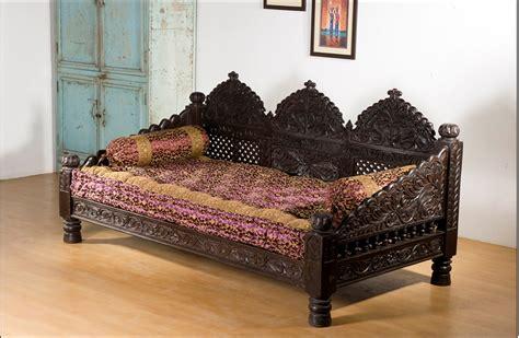 Sofa Sets India by Monsooncraft Indian Carved Maharaja Sofa Set Design