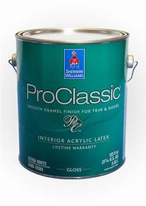 ProClassic Waterborne Interior Acrylic High Gloss Enamel