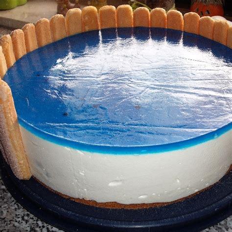 kuchen backen ohne themen torte oder auch als schwimmbad torte bekannt rezept