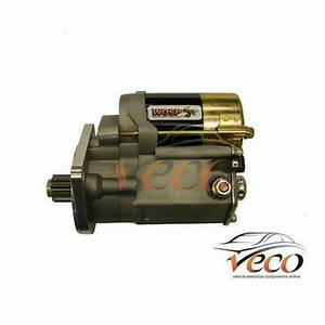 Ford Pinto Ohc High Performance Starter Motor 1 0kw Wosp