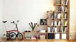 Fabriquer Une Bibliothèque Murale : une biblioth que sur mesure pour des lecteurs exigeants ~ Louise-bijoux.com Idées de Décoration
