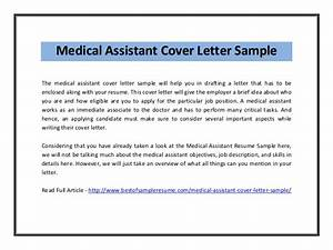 how to write a cover letter for health care assistant - medical assistant cover letter examples resume badak