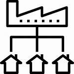 Icon Distribution Icons