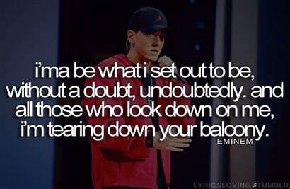 Eminem Quotes Afraid Lyrics Rap Song Im