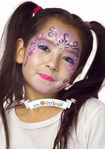 Maquillage D Halloween Pour Fille : un maquillage simple pour se transformer en jolie princesse halloween elizabeth pinterest ~ Melissatoandfro.com Idées de Décoration
