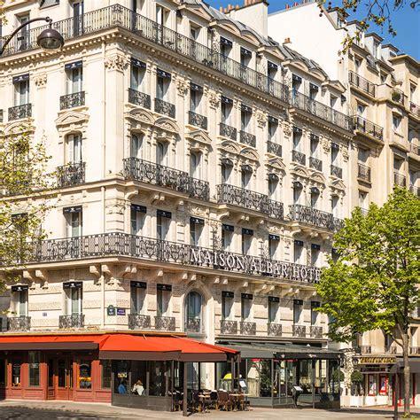 maison albar hotel paris champs elysees paris france