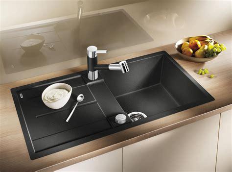 Spüle Blanco Silgranit by Blanco Metra 45 S Silgranit Anthracite Kitchen Sinks