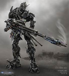 The gallery for --> Optimus Prime Transformers 4 Concept Art