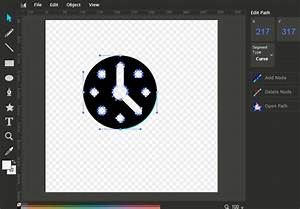 A Free Online Vector Editor  Method Draw