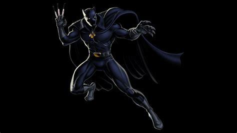 Marvel Comics Black Panther Wallpapers  Wallpaper Cave