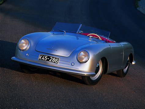 1948 Porsche 356 Meilensteine