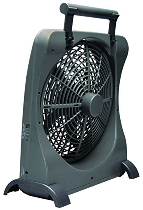 o2cool 10 portable fan o2cool 10 inch portable smart power fan with ac adapter