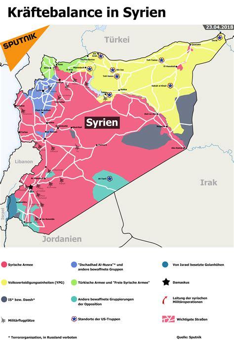 kraeftebalance  syrien sputnik deutschland