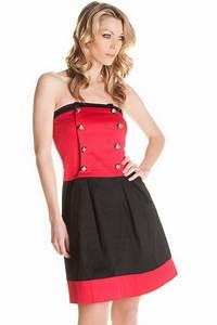 Vetement Femme Original Tendance : robe bustier tendance ~ Melissatoandfro.com Idées de Décoration