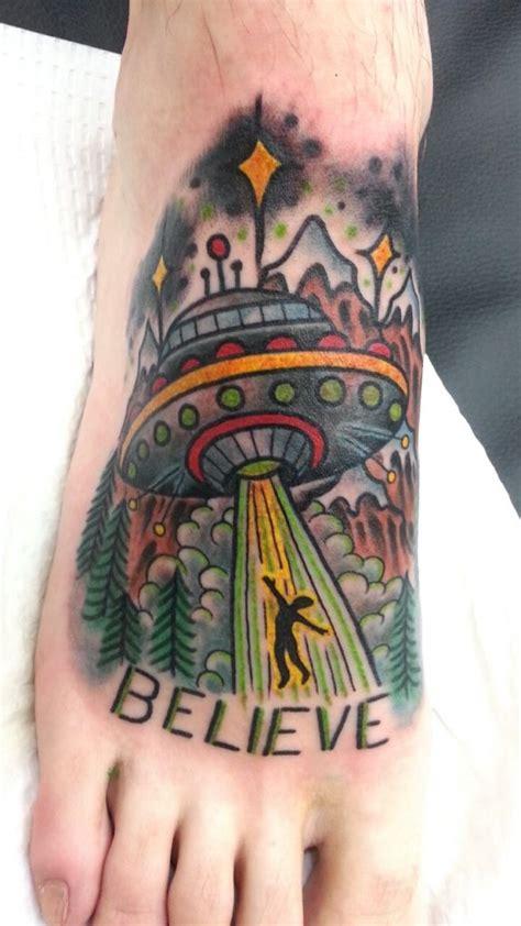 ufo tattoos designs ideas  meaning tattoos