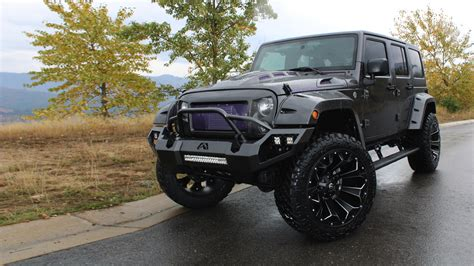 Custom Jeep Wrangler   Customized Lifted Jeeps   Dave