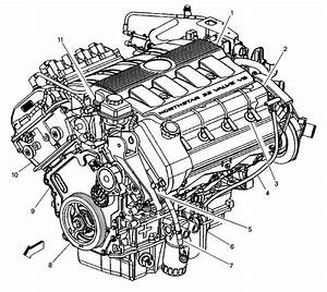 4 6 Northstar Engine Diagram  4  Free Engine Image For